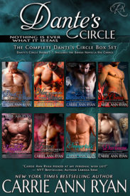 Dantes Circle Complete Box Set Cover v72dpi